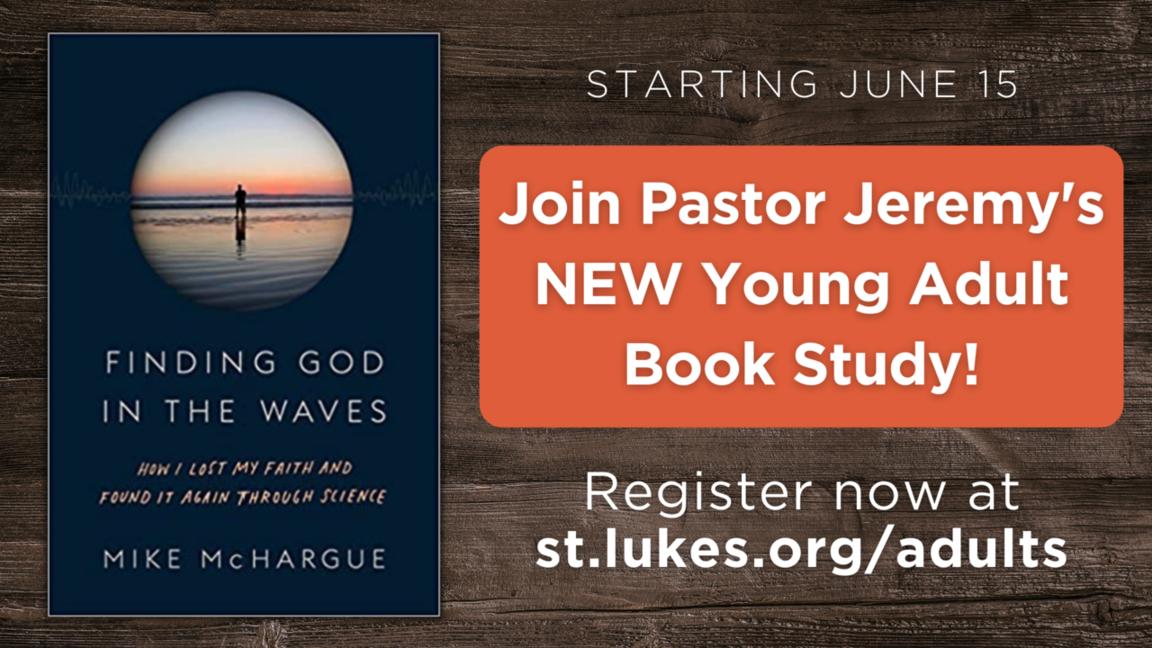 Finding God in the waves arena registration link