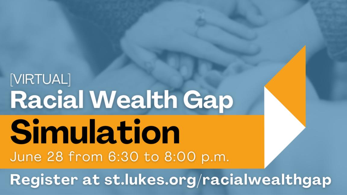 Racial wealth gap webpage link