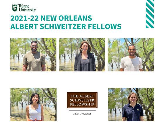 Albert Schweitzer fellows