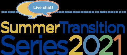 Multicolor Summer Transition Series 2021 logo