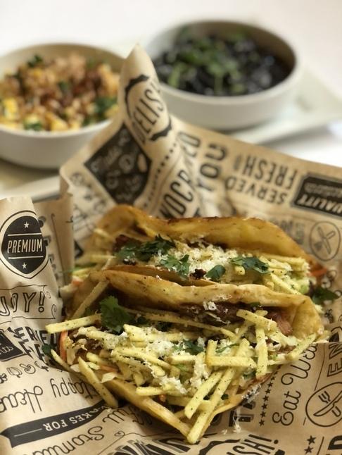 Appalachian Tacos