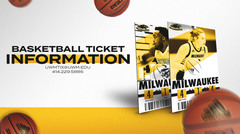 Basketball Ticket Information