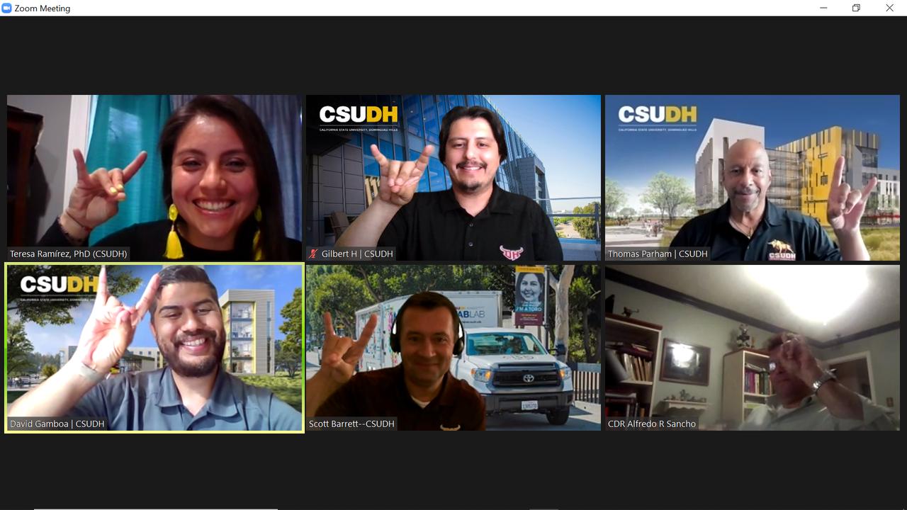 CSU Alumni Washington DC Virtual Reception