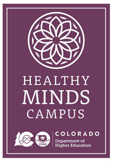 CDHE Healthy Minds and Hunger Free campus designations