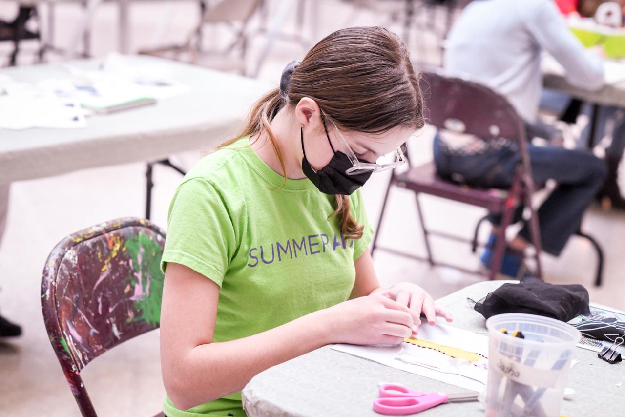 SummerART for teens