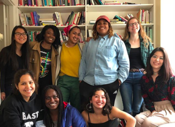 Women's Center Interns 2018
