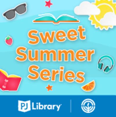 Sweet Summer Series PJ Library