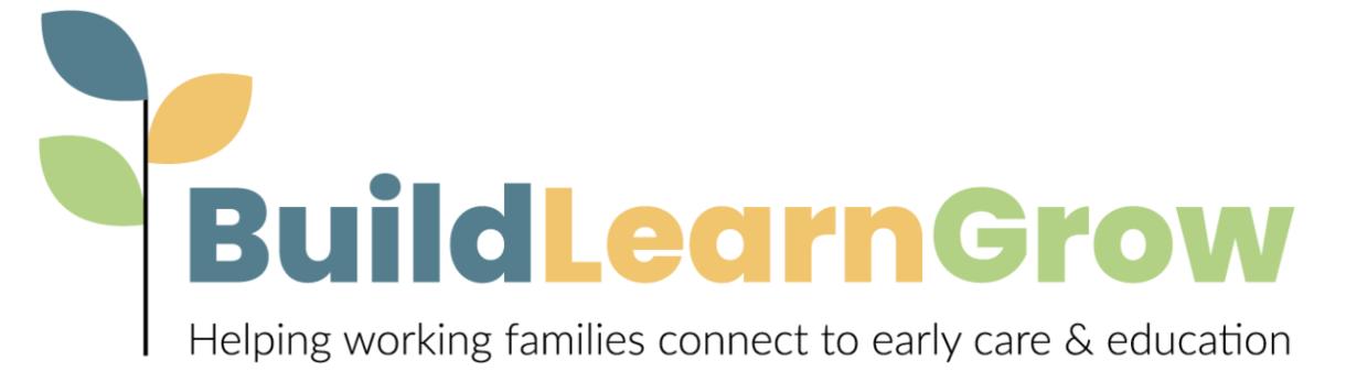 Build Learn Grow logo
