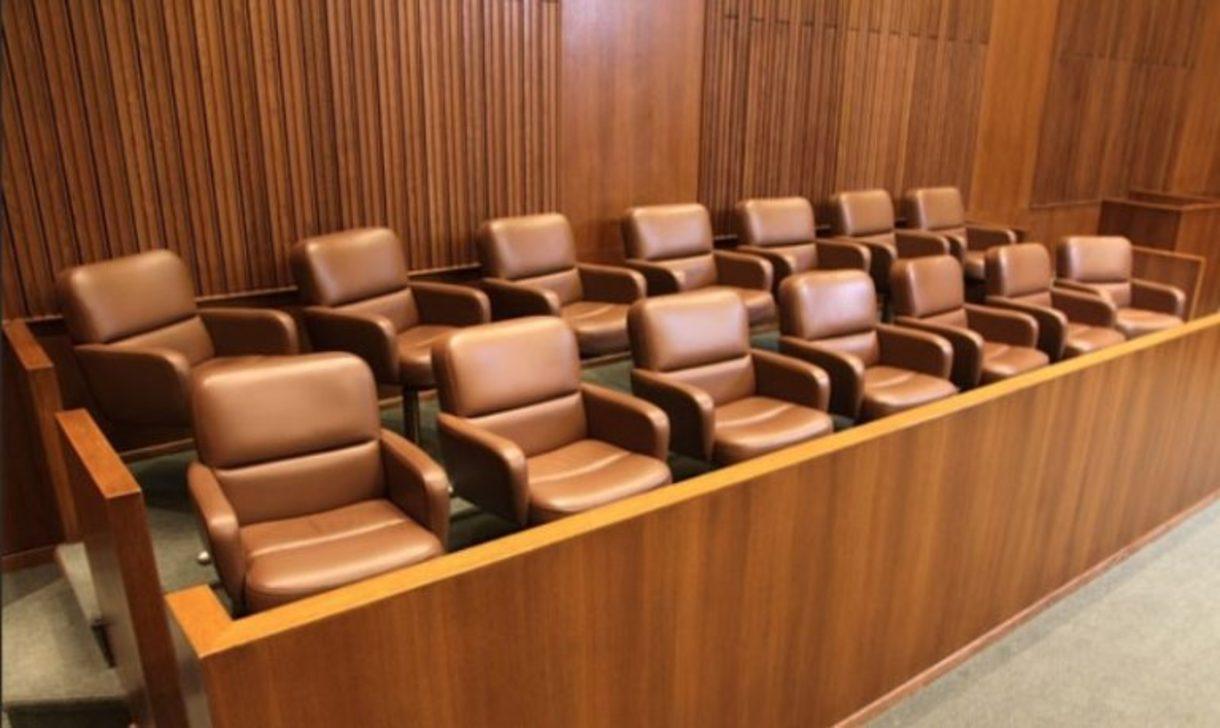 San Francisco Court Room