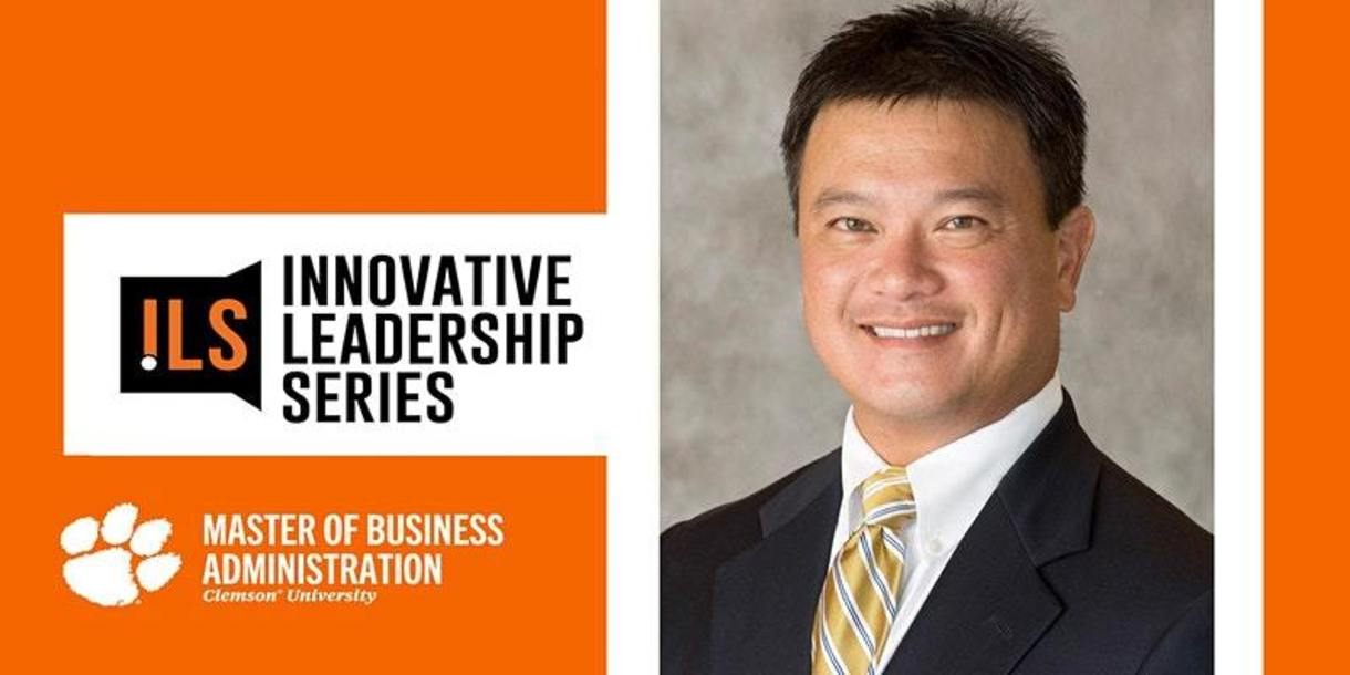 Innovative Leadership Series, Master of Business Administration, Clemson University, Garth Warner, Hubbell Lighting.