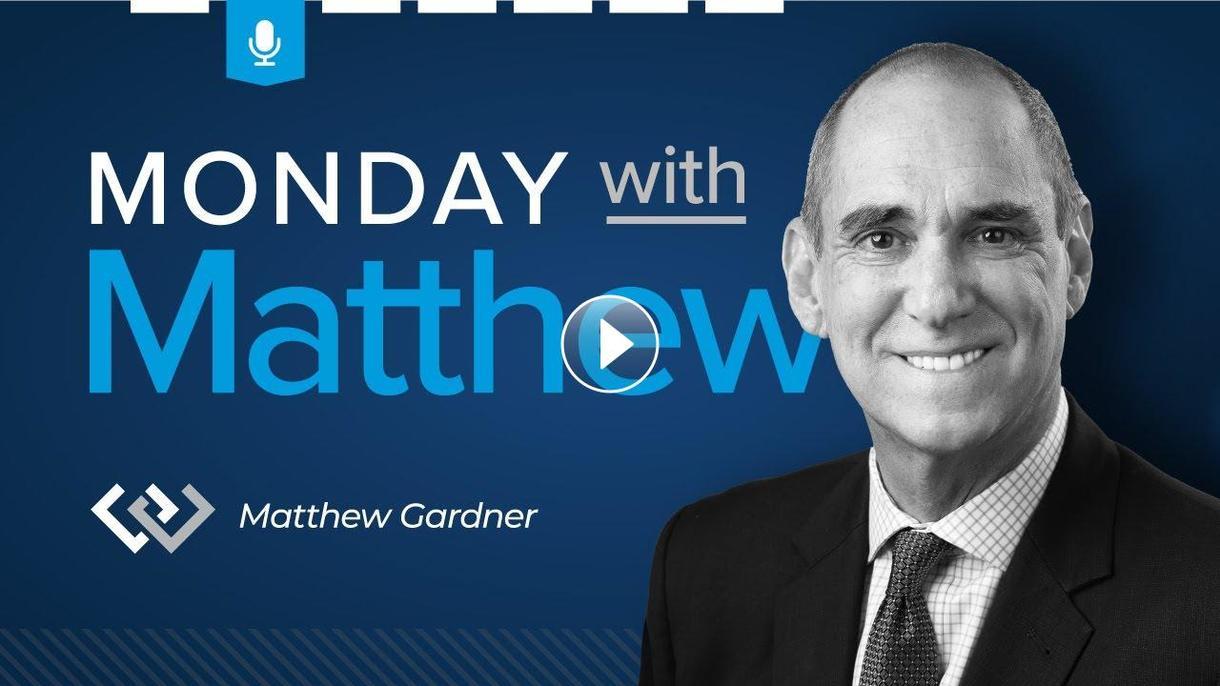 Mondays With Matthew 6/28