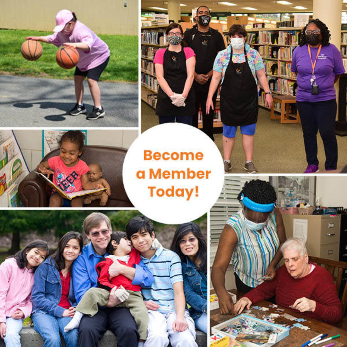 Become a member of The Arc