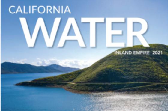 Calfornia Water Inland Empire 2021