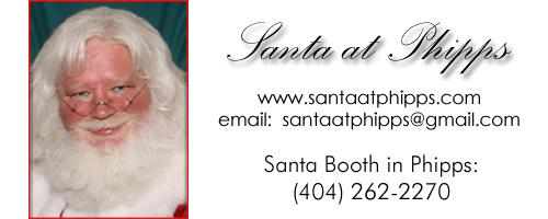 Santa at Phipps