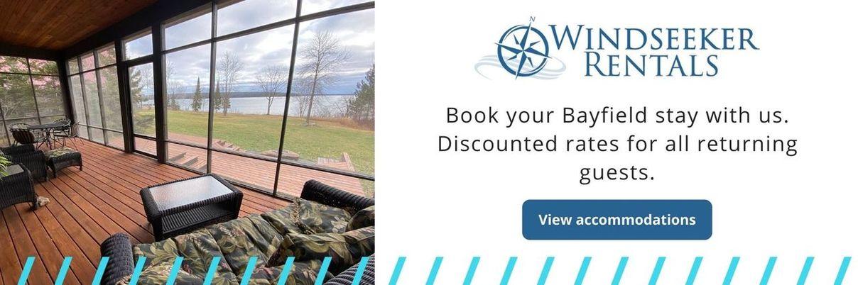 Windseeker Rentals - View Accommodations