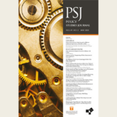 policy studies journal