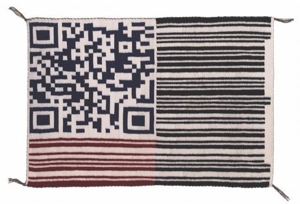 Color Riot! How Color Changed Navajo Textiles