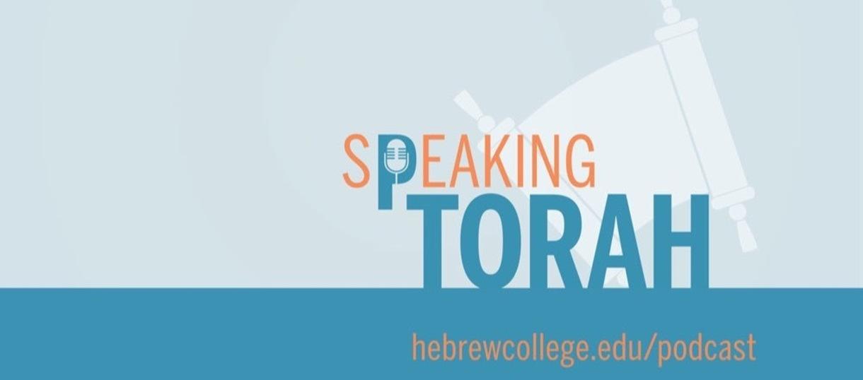 speaking torah podcast graphic