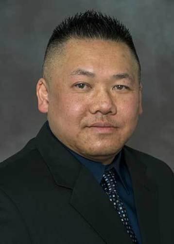 Headshot of Officer John Truong