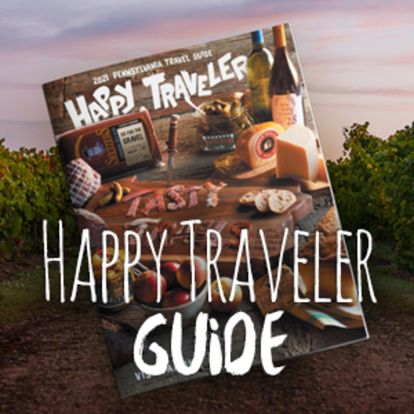 Happy Traveler guide request form