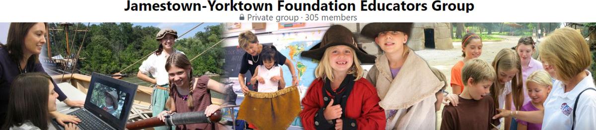 JYF Educators Facebook Group