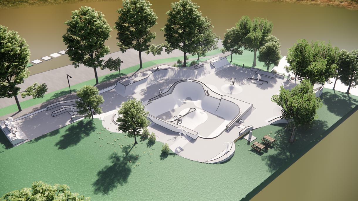 New Paltz Skate Garden report in Times Union