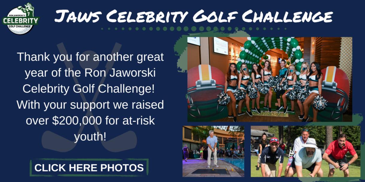 Jaws Celebrity Golf Challenge
