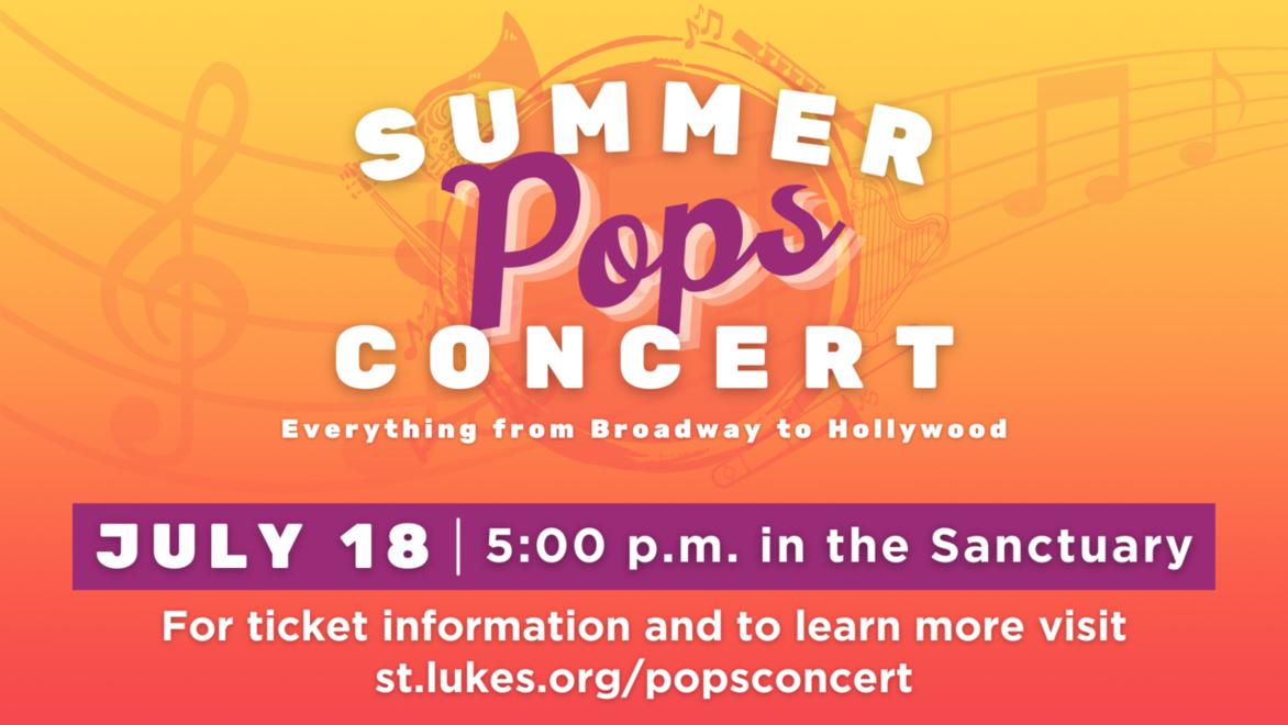 Pops concert webpage link