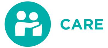 Care webpage link
