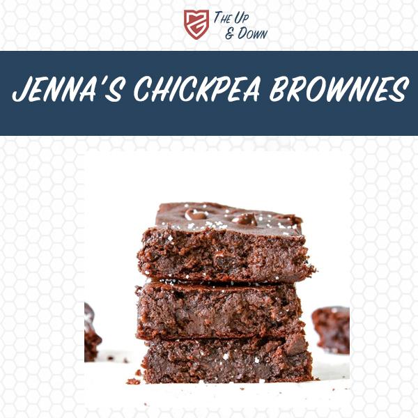 Jenna's Chickpea Brownies