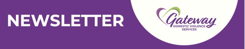 Newsletter signup header