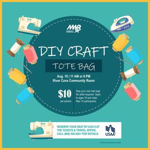 DIY Craft: Tote Bag