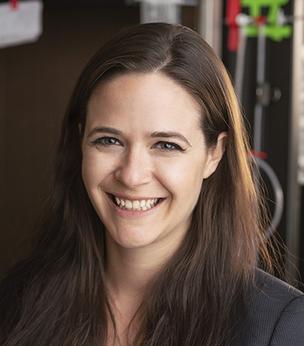 Headshot of Erin Calipari wearing a black blazer.