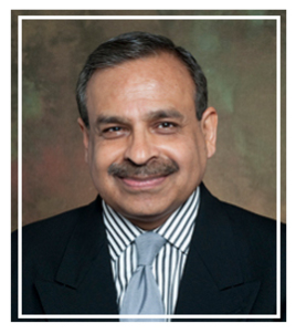 Headshot of Professor Ajay Maindiratta