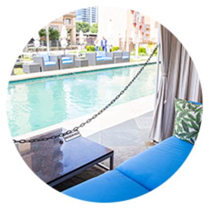 Stoneleigh Hotel Pool