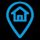 Home sales icon