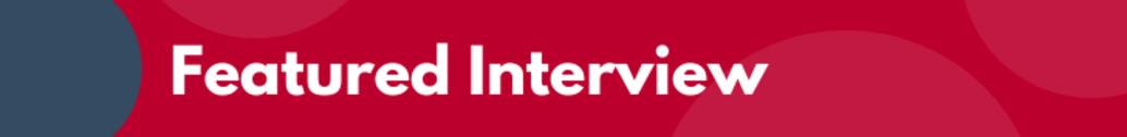 Featured Interview Header