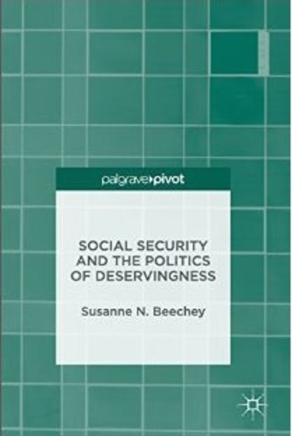 Social Security and the Politics of Deservingness book cover