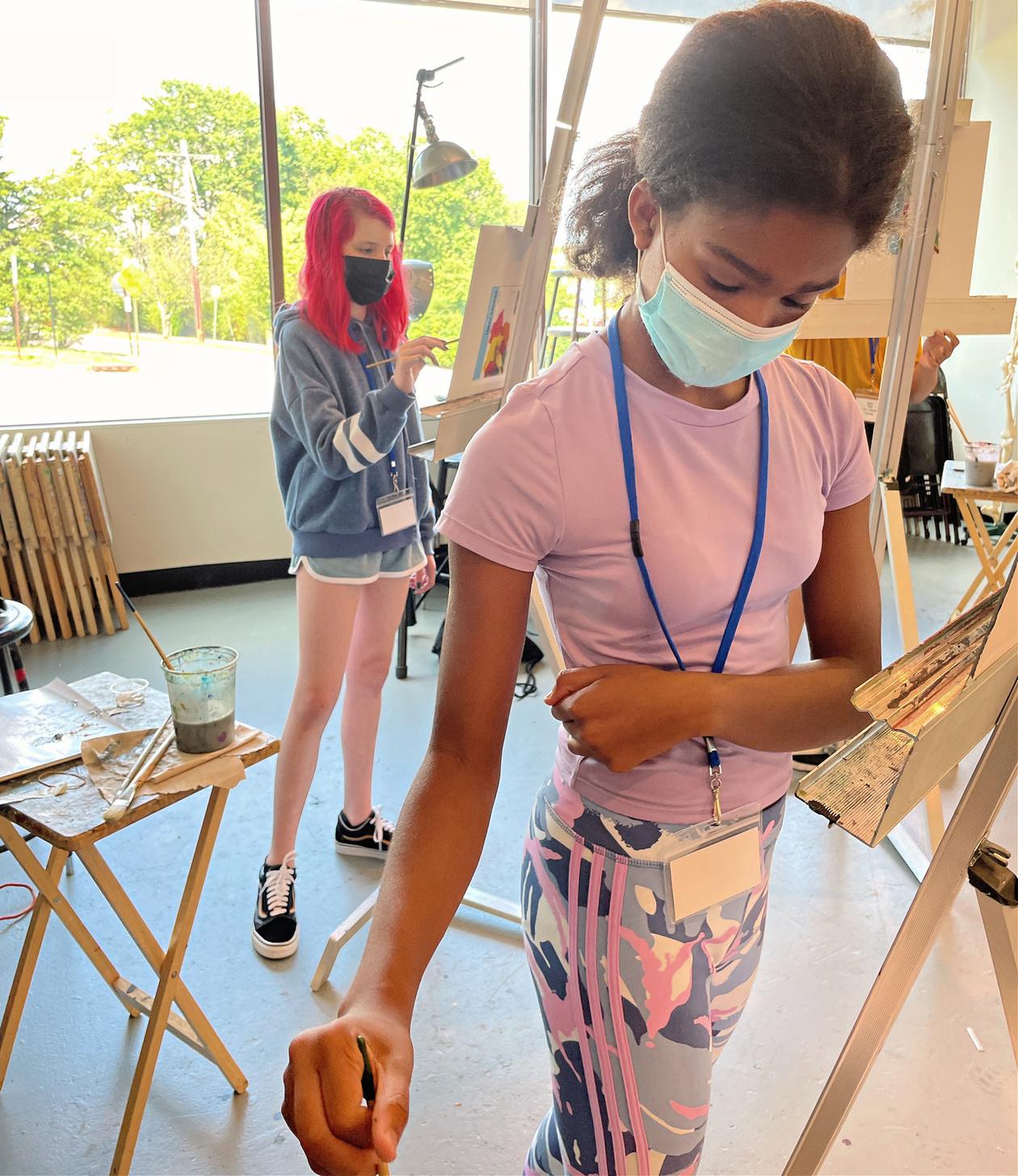 Yard School of Art fall Classes