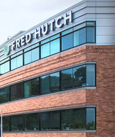 Photo of Fred Hutch building