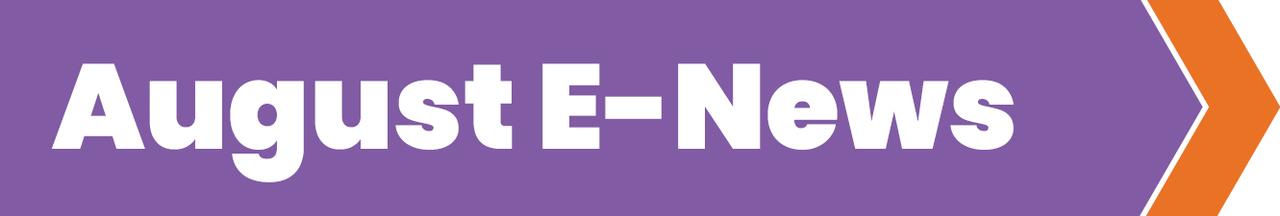 August E-News