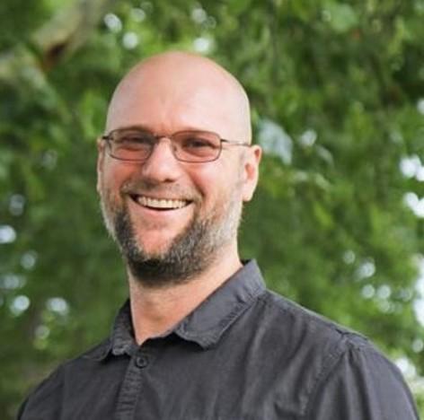 Photo of Patrick Frierson