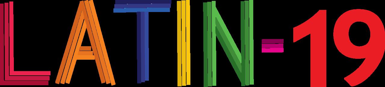 LATIN-19 Logo