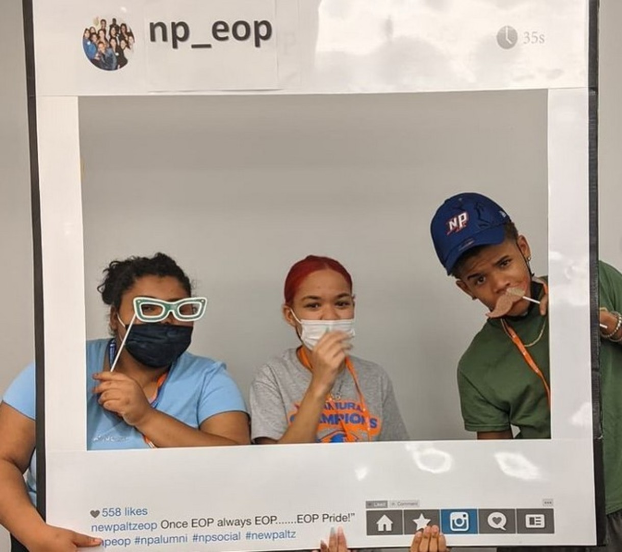 New Paltz EOP on Instagram
