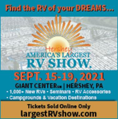Hershey, PA - RV Show