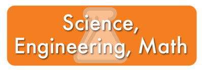 Science, Engineering, Math Academic Programs Session buttons