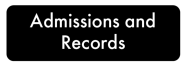 Admissions and Records Student Services