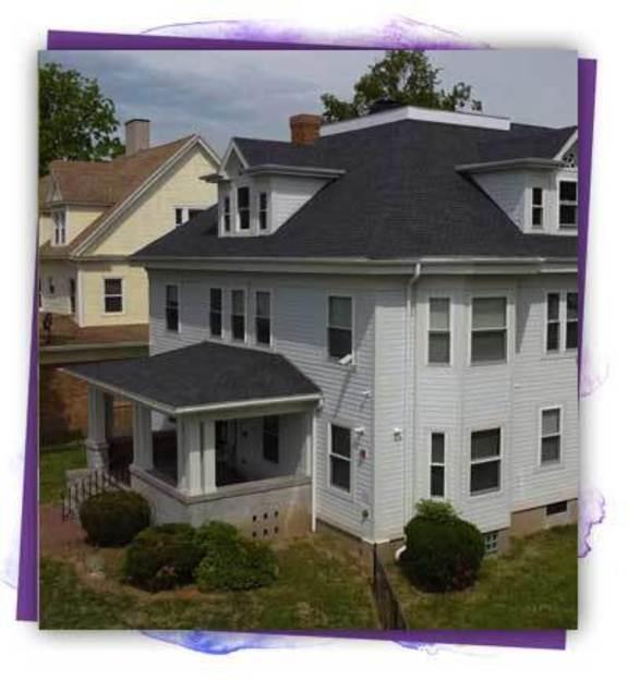 Jones House - a housewarming!