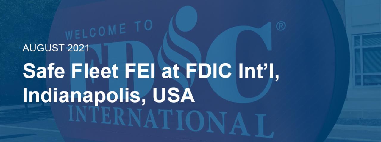 FDIC International Returns in Indy