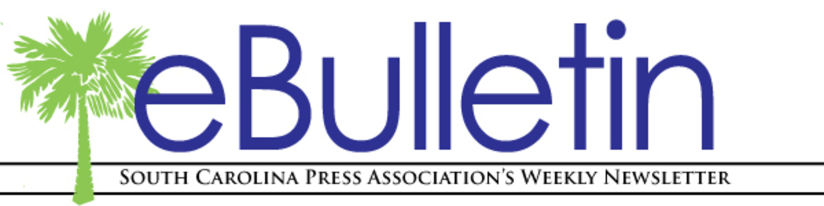 South Carolina Press Association eBulletin